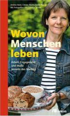 Cover »Wovon Menschen leben«