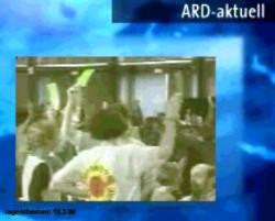 BDK-Delegierter mit Anti-AKW-TShirt