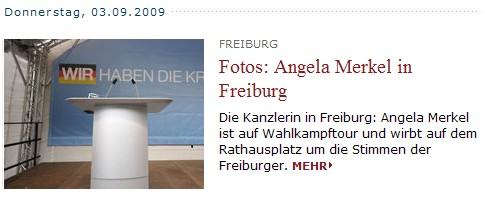 Merkel leer