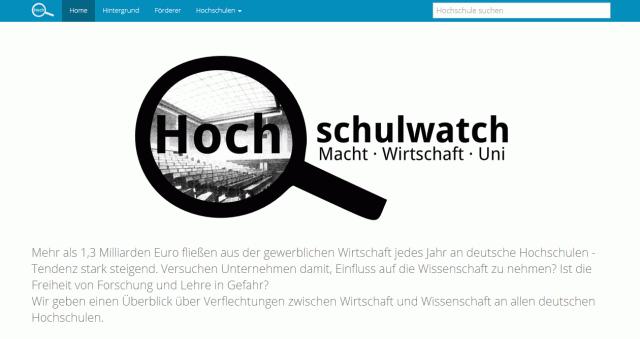 2015 hochschulwatch